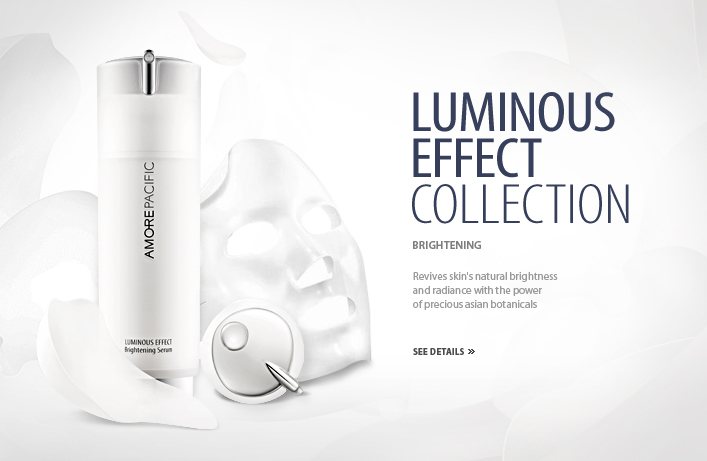 LUMINOUS EFFECT Brightening Collection