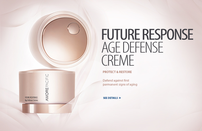 FUTURE RESPONSE Age Defense Creme