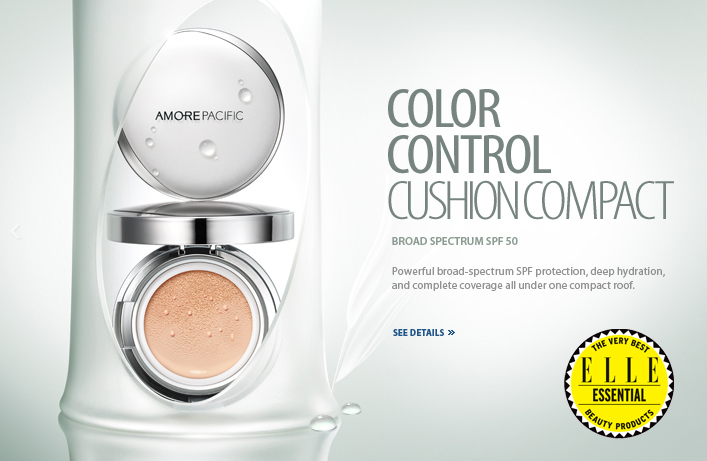 Color Control Cushion Compact